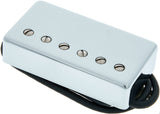 Lollar Imperial Humbucker Pickup, Bridge, Chrome, 4 Cond