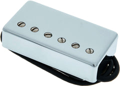 Lollar Imperial Humbucker Pickup, Low Wind, Bridge, Nickel