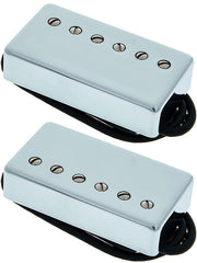 Lollar Imperial Humbucker Pickup Set, Chrome, 4 Cond