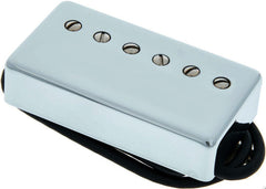 Lollar Imperial Humbucker Pickup, Low Wind, Neck, Nickel, 4 Cond