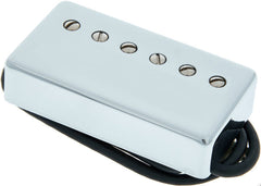 Lollar Imperial Humbucker Pickup, Neck, Chrome, 4 Cond