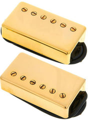 Lollar Imperial Humbucker Pickup Set, Gold
