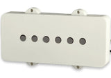 Lollar Jazzmaster Pickup, Bridge, Parchment