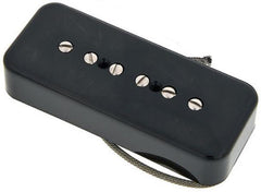 Lollar P-90 Soap Bar Pickup, Neck, Matte Black