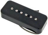 Lollar P-90 Soap Bar Pickup, Bridge, Matte Black