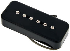 Lollar P-90 Soap Bar Pickup, Neck, Black