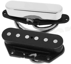 Lollar 52 Tele Nickel Neck / Bridge Pickup Set