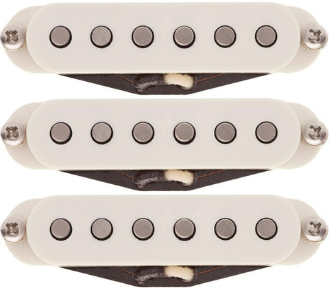 Lollar Strat Dirty Blonde Pickup Set, Parchment