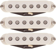 Lollar Strat Blonde Pickup Set, Parchment