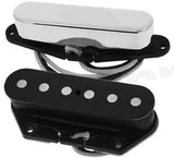 Lollar Tele Vintage Chrome Neck / Bridge Pickup Set