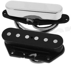 Lollar Tele Vintage Nickel Neck / Bridge Pickup Set