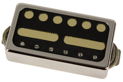Lollar Novel Foil Pickup, Neck, Nickel