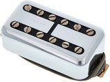 Lollar Lollartron Humbucker Pickup, Bridge, Chrome