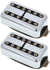 Lollar Lollartron Humbucker Pickup Set, Chrome