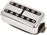 Lollar Lollartron Humbucker Pickup, Bridge, Nickel