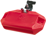 Latin Percussion LP Jam Block with Bracket Red - LP1207