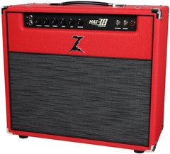 Dr. Z Maz 38 Sr NR 1x12 Combo - Red / ZW Grill