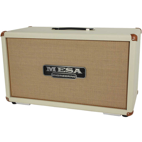 Mesa Boogie 2x12 Recto Horizontal Cab - Cream