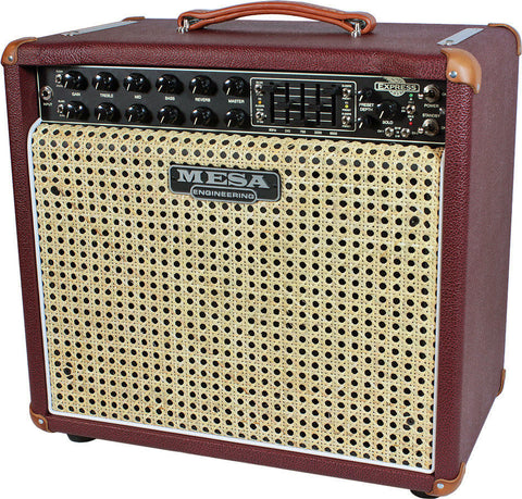 Mesa Boogie Express Plus 5:25 Combo -  British Cabernet & Wicker