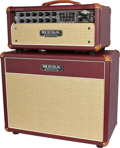 Mesa Boogie Express Plus 5:25 Head & Cab - Cabernet