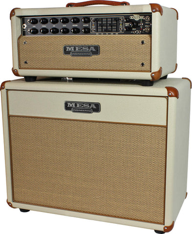 Mesa Boogie Express Plus 5:25 Head & Cab -  Cream