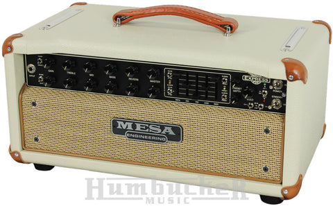 Mesa Boogie Express Plus 5:25 Head - Custom Cream