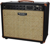 Mesa Boogie Express Plus 5:50 Combo - Black w/ Wicker, Brown