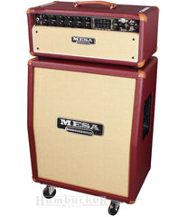 Mesa Boogie Express Plus 5:50 Head / Cab - British Cabernet