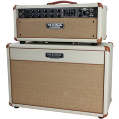Mesa Boogie Express Plus 5:50 Head & Lone Star 2x12 Cab - Cream & Tan
