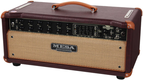 Mesa Boogie Express Plus 5:50 Head - Wine