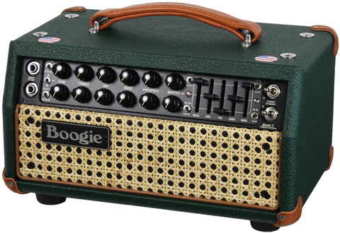 Mesa Boogie Mark Five 25 Head - Emerald / Wicker