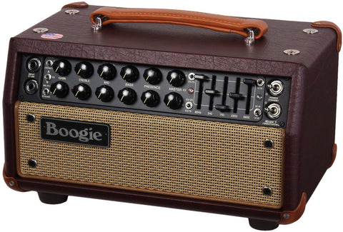 Mesa Boogie Mark Five 25 Head - Wine Taurus