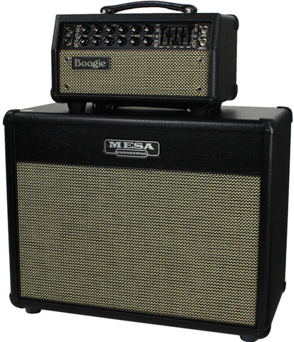 Mesa Boogie Mark V 25 Head / 1x12 Cab - Black / Cream Grill