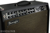 _ Mesa Boogie Mark V Custom 1x12 Combo - Black w/ Gold Grill