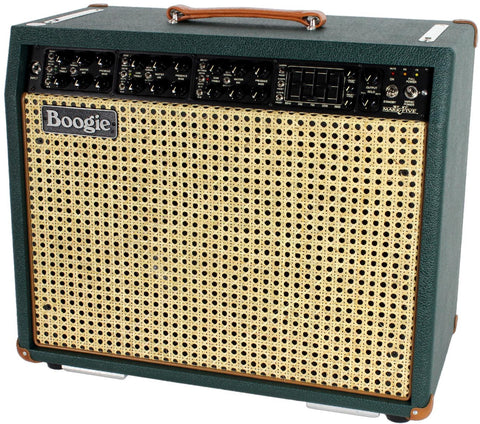 Mesa Boogie Mark V 1x12 Combo Amp - Emerald Green Wicker