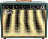 _ Mesa Boogie Mark V 1x12 Combo Amp - Emerald Green Wicker