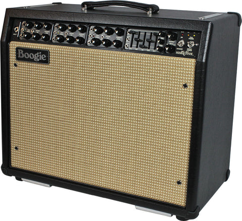 Mesa Boogie Mark V Custom 1x12 Combo - Black w/ Cream Grill
