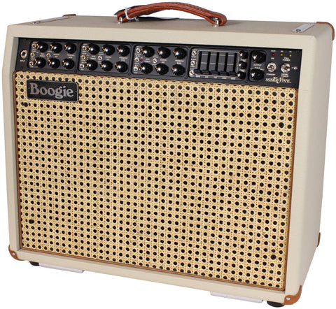 Mesa Boogie Mark V Custom 1x12 Combo - Cream w/ Wicker Grill