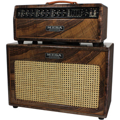 Mesa Boogie Mark V Head & Cab - Private Reserve Claro Walnut