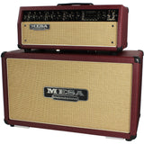 Mesa Boogie Mark V Custom Head / Horizontal Cab - Cabernet