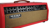 Mesa Boogie Mark V Head in Red w/ Tan Grill