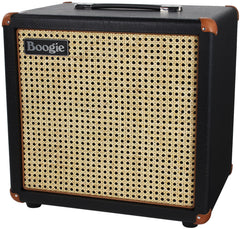 Mesa Boogie Recto 1X12 Rectifier Straight Cab - Black & Wicker