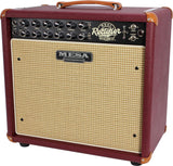 Mesa Boogie Rectoverb 25 Combo - British Cabernet