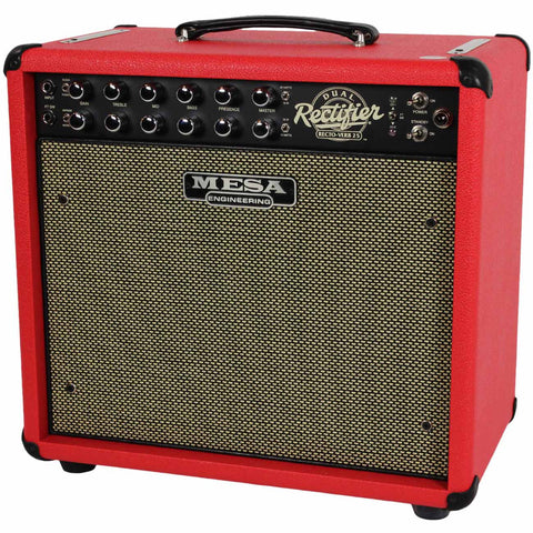 Mesa Boogie Rectoverb 25 Combo - Red