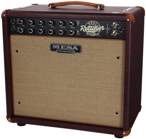 Mesa Boogie Rectoverb 25 Combo - Wine Taurus