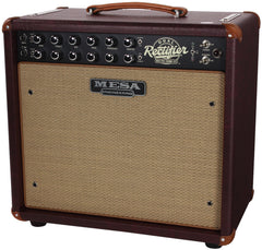 Mesa Boogie Rectoverb 25 1x12 Combo Amp - Wine Taurus