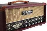_ Mesa Boogie Rectoverb 25 Head - British Cabernet