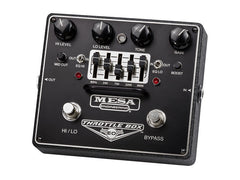 Mesa Boogie Throttle Box EQ Pedal