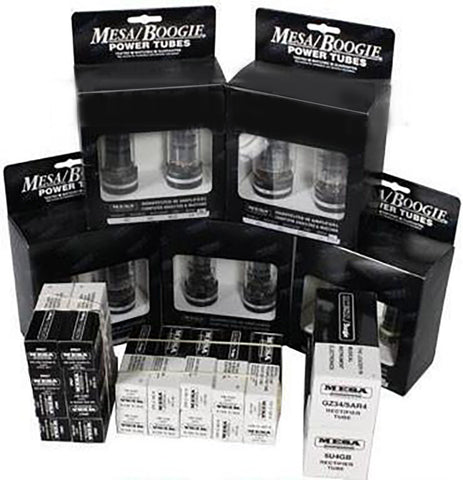 Mesa Boogie Tube Kit, Mark V Amplifier, 6L6