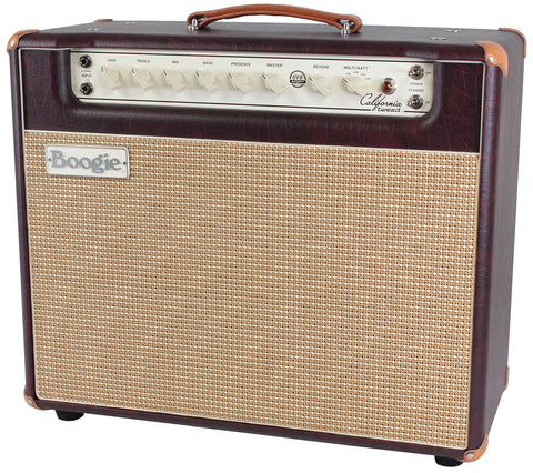 Mesa Boogie California Tweed 6V6 1x12 Combo, Wine